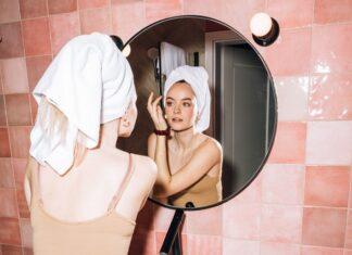 Etapy pielęgnacji twarzy