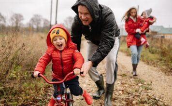 Akcesoria do roweru dla dziecka
